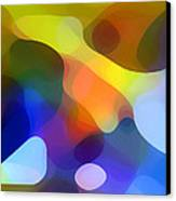 Cool Dappled Light Canvas Print