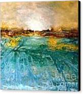 Cool Water Canvas Print by Michelle Dommer