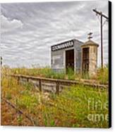 Coonawarra Station South Australia Canvas Print