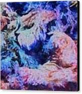 Coral Heaven Canvas Print
