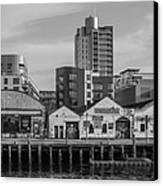 Cork City Canvas Print by Pro Shutterblade