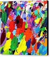 Cornucopia Of Colour I Canvas Print