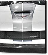 Corvette  Canvas Print by Tom Gari Gallery-Three-Photography