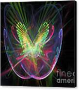 Cosmic Flight Canvas Print