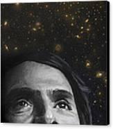 Cosmos- Carl Sagan Canvas Print
