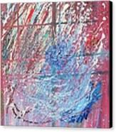 Cosmos Canvas Print by Lisa Kramer