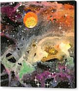 Cosmos Canvas Print by Wolfgang Finger