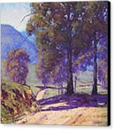 Country Road Oberon Canvas Print by Graham Gercken