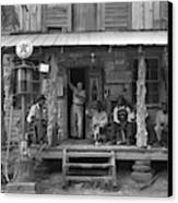 Country Store, 1939 Canvas Print