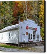 Country Store Canvas Print by Bob Jackson