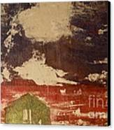 Cranberry Season Canvas Print by Deborah Talbot - Kostisin