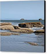 Crescent City Canvas Print by Kenneth Hadlock