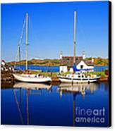 Crinan Canal Canvas Print by Craig B