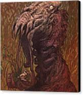 Croakjaw  Canvas Print