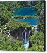 Croatia Landscape Canvas Print