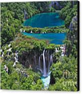 Croatia Landscape Canvas Print by Boon Mee