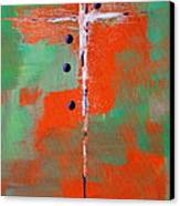 Cruciform 2 Canvas Print by Nancy Merkle
