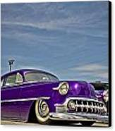 Cruisin 53 Canvas Print by Merrick Imagery