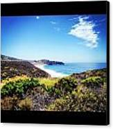 Crystal Cove Canvas Print