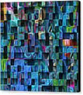 Cubed 3 Canvas Print