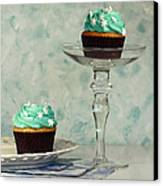 Cupcake Frenzy Canvas Print by Inspired Nature Photography Fine Art Photography