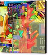 Daas 1l Canvas Print by David Baruch Wolk