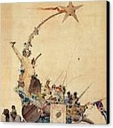 Dalbono Edoardo, Entertainment Canvas Print by Everett