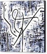 Dance Class Canvas Print by Kamil Swiatek