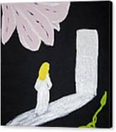 Dark Room Canvas Print by Melissa Dawn