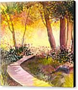 Day Break Canvas Print