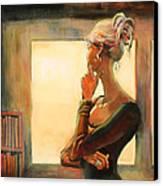 Daydreaming Canvas Print by Sue  Darius