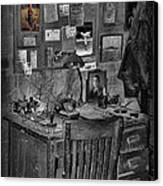 Dead-end Job Canvas Print