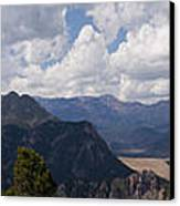 Dead Indian Panorama Canvas Print