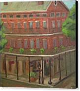 Decatur Canvas Print by Lilibeth Andre