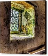 Decay Canvas Print by Adrian Evans