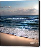 Deep Blue Sea Canvas Print by Jeffery Fagan