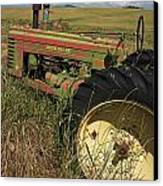 Deere John Canvas Print by Latah Trail Foundation