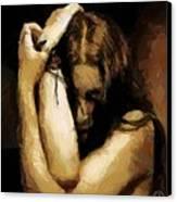 Despair Canvas Print by Gun Legler