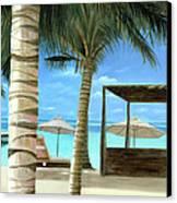 Destiny Turks And Caicos Canvas Print