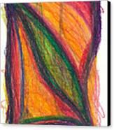 Divine Love Canvas Print by Daina White