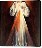 Divine Mercy II Canvas Print