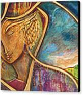 Divine Wisdom Canvas Print