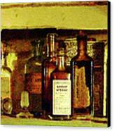 Doctor - Syrup Of Ipecac Canvas Print by Susan Savad