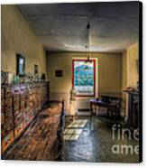 Doctors Office Canvas Print by Adrian Evans