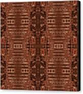 Doors Of Zanzibar Clove Canvas Print