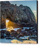 Doorway To Heaven Canvas Print