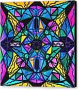 Dopamine Canvas Print by Teal Eye  Print Store