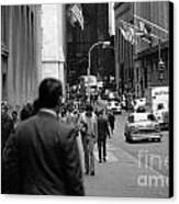 Downtown 1978 Canvas Print by Bob Stone