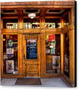 Downtown Athletic Club - Prescott Arizona Canvas Print