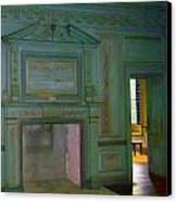 Drayton Hall 2 Canvas Print by Ron Kandt